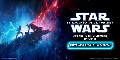 STAR WARS: EL ASCENSO SKYWALKER