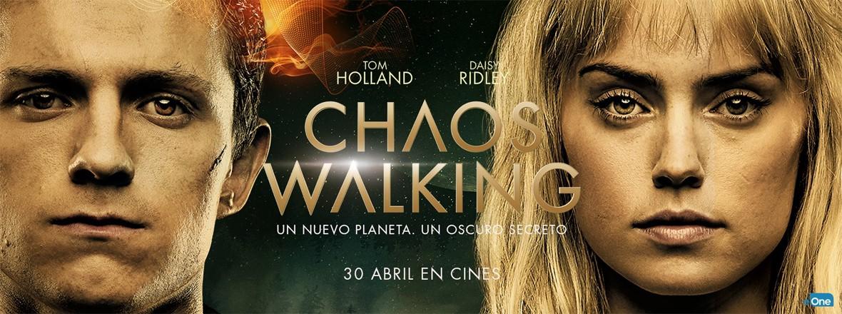 K -  CHAOS WALKING