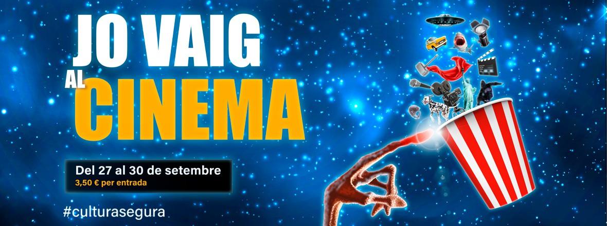 B - JO VAIG AL CINEMA